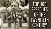 The Top 100 Speeches of the Twentieth Century